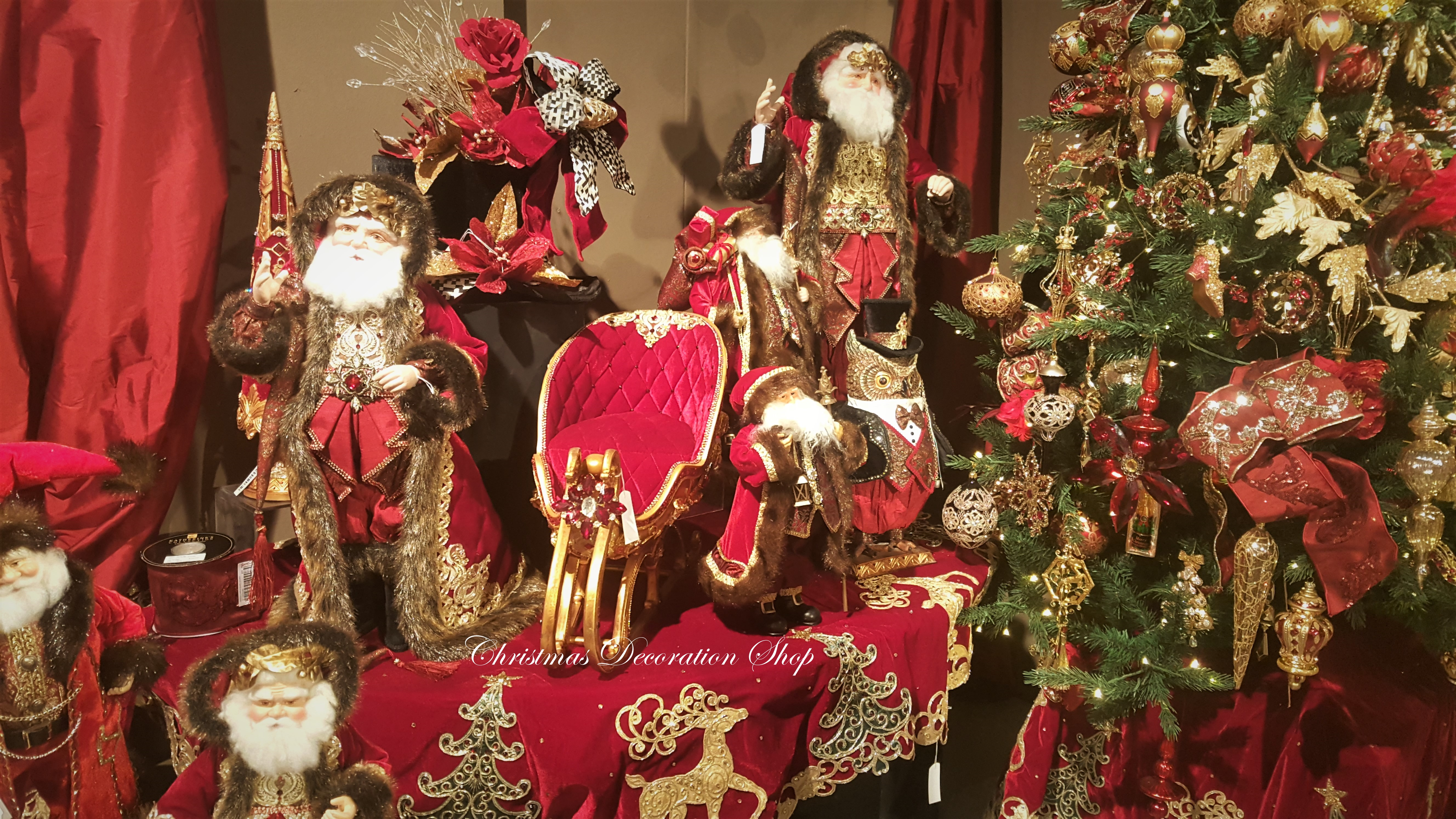 Christmas Decorations Online Shop   Christmas Ornaments   Free UK Shipping