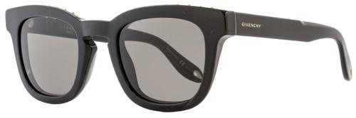 Givenchy Square Sunglasses GV7006/S 807NR Shiny Black 7006