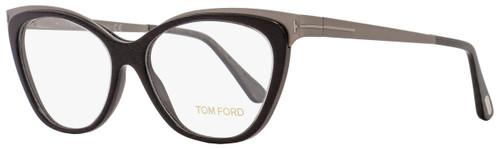 Tom Ford Cateye Eyeglasses TF5374 020 Size: 54mm Gray/Ruthenium FT5374