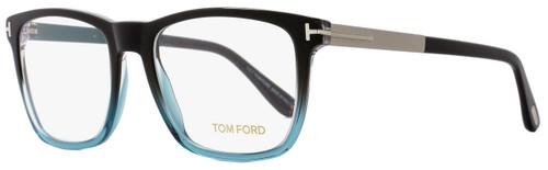 Tom Ford Rectangular Eyeglasses TF5351 05A Size: 54mm Black/Blue/Palladium FT5351