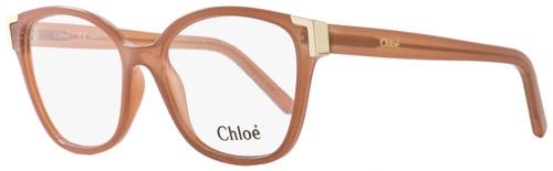 Chloe Square Eyeglasses CE2695 643 Size: 54mm Antique Rose 2695