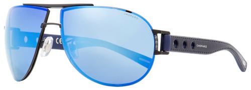 Chopard Wrap Sunglasses SCHB32 531P Matte Black 67mm B32
