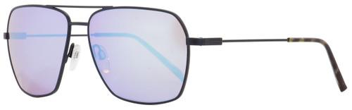 Electric Rectangular Sunglasses AV2 EE12629096 Matte Black 58mm