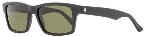 Electric Rectangular Sunglasses Hardknox EE12201001 Matte Black 55mm