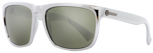 Electric Rectangular Sunglasses Knoxville XL EE11259021 Chrome 60mm