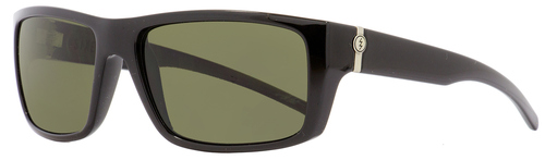 Electric Rectangular Sunglasses Sixer EE11801642 Gloss Black Polarized 59mm