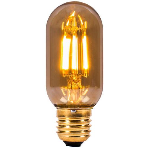 4W LED Vintage Tubular Amber E27 [01439]