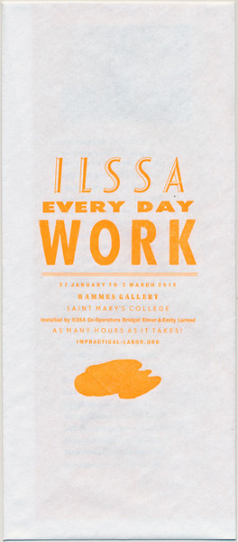 ILSSA Every Day Work
