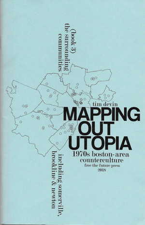 Cover of Mapping Out Utopia, Book 3