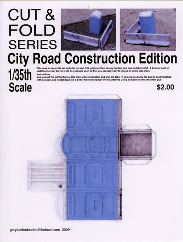 City Road Construction Edition