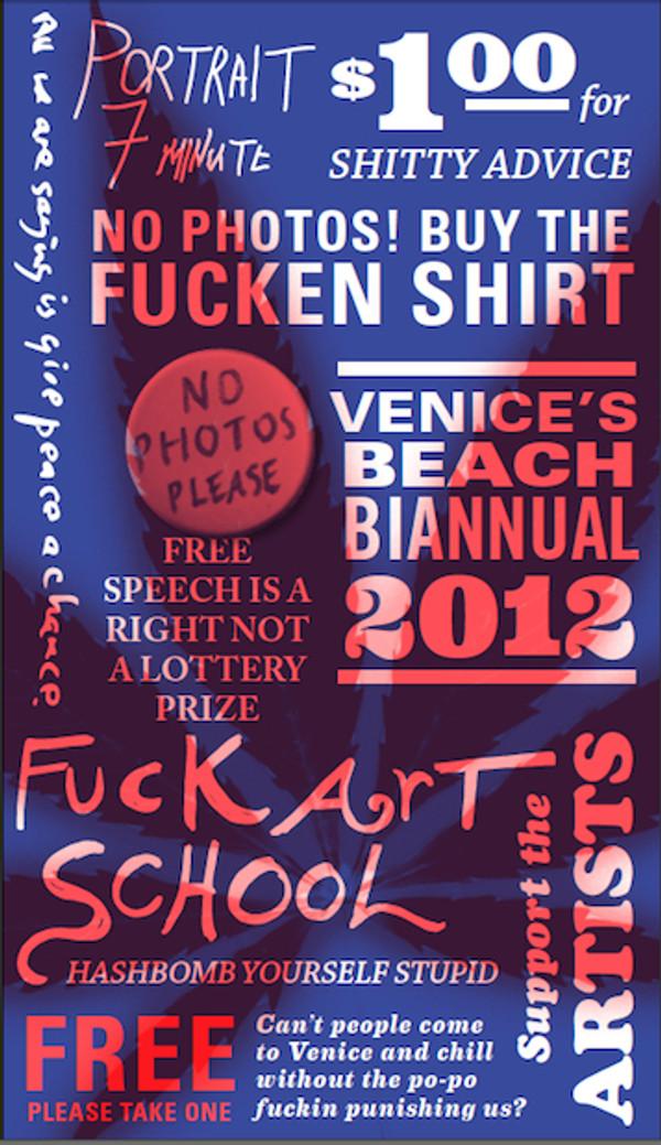 Venice's Beach Biannual