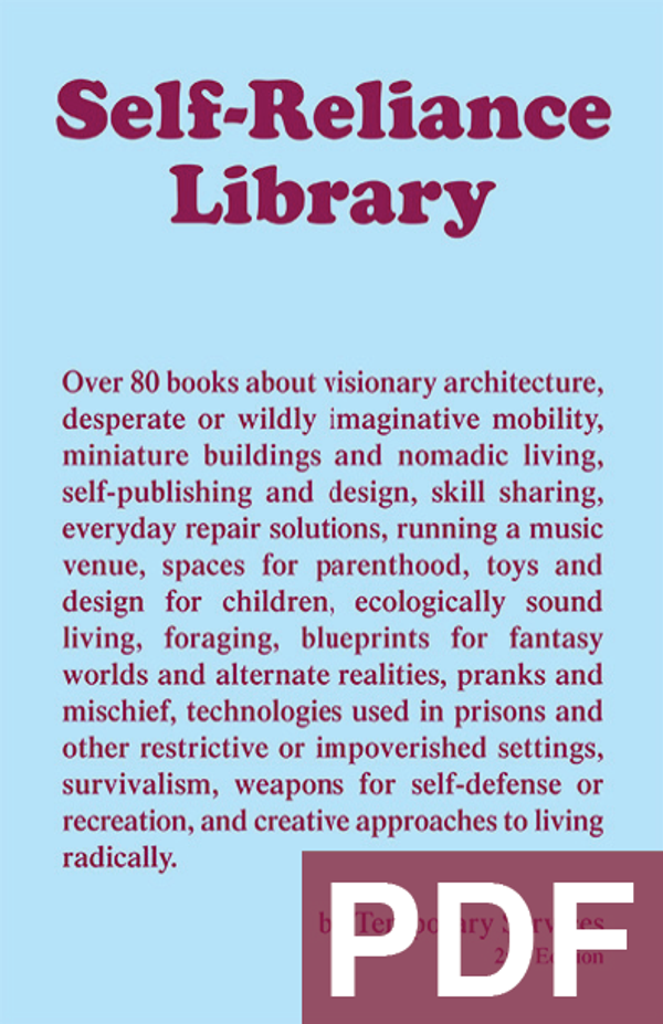 Self-Reliance Library, 2nd edition [PDF]