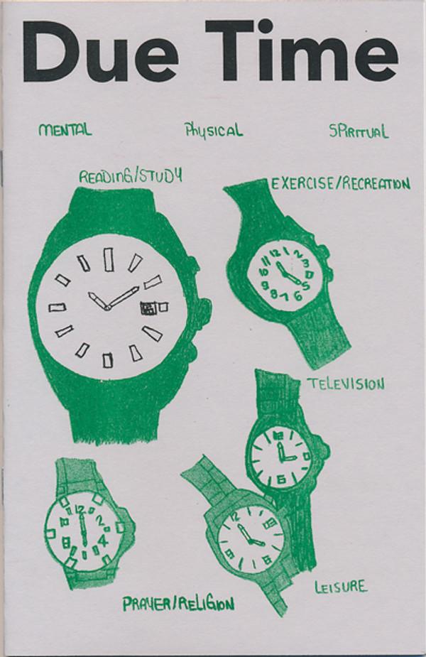 Due Time [epub]