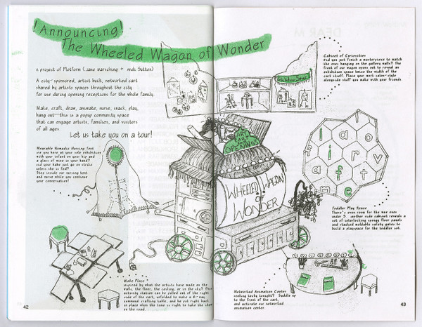 Cultural ReProducers: Propositions, Manifestos, & Experiments
