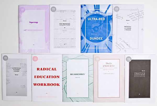 Ultra-Red Workbook 01: Ballroom Archive Project [PDF-5]
