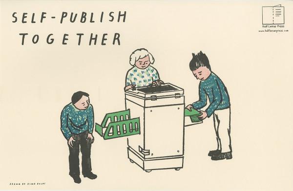 Self-Publish Together poster