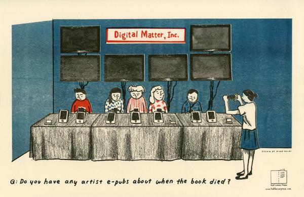 Digital Matter poster