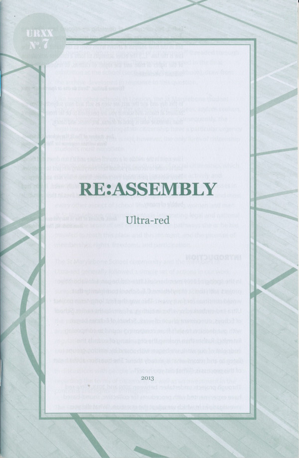 Ultra-Red Workbook 07: Re:Assembly [PDF-5]