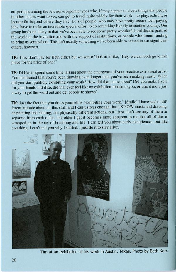 Temporary Conversations: Tim Kerr [PDF-5]