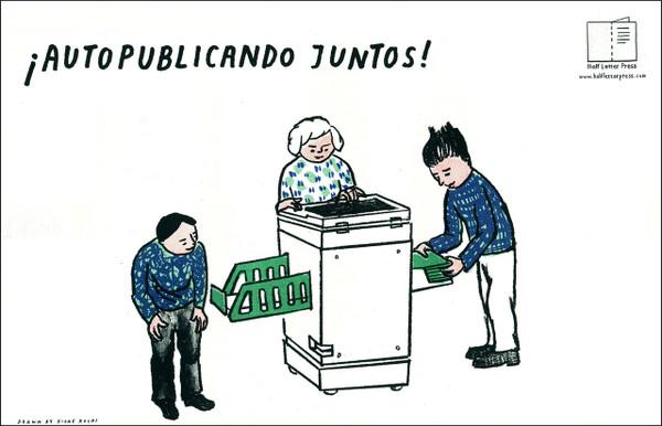 ¡Autopublicando Juntos! poster
