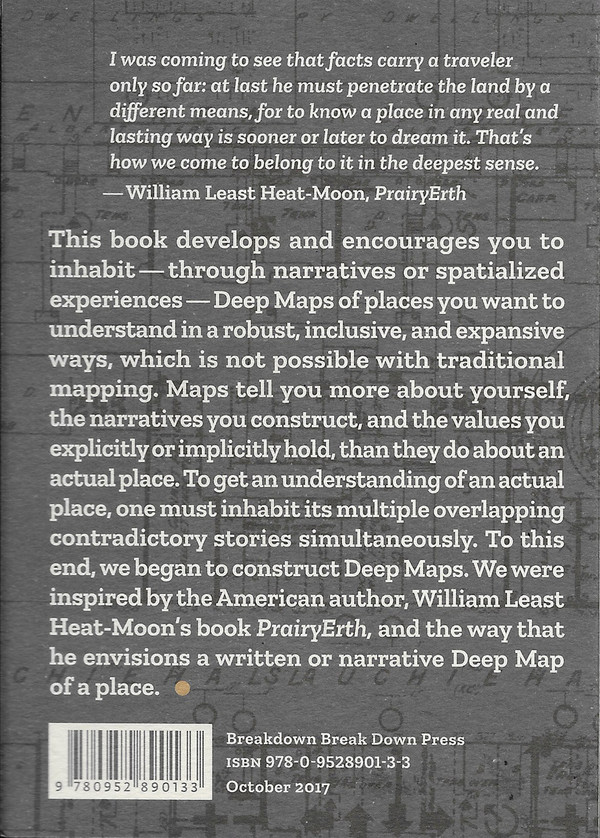Back cover of Deep Mapping