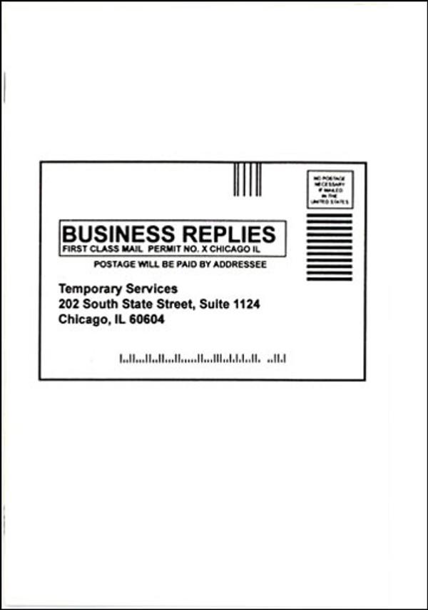 Business Replies