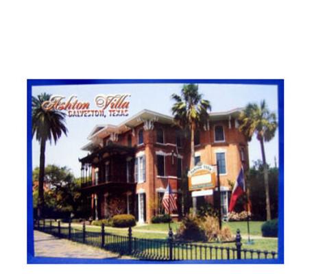 Ashton Villa Postcard