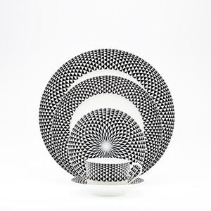 Recamier - Diamonds Black