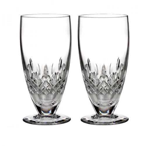 Schroeder-Killian Waterford Lismore Encore Iced Beverage Glass, Pair