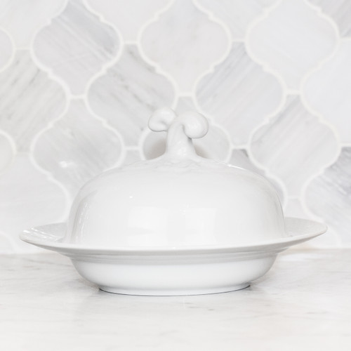 Dunwright Covered Bowl
