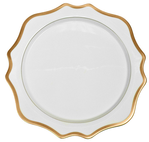 Ruzicka-Pavic Anna Weatherley Charger | Antique White