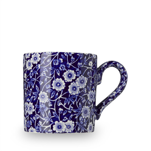 Burleigh Blue Calico Large Mug