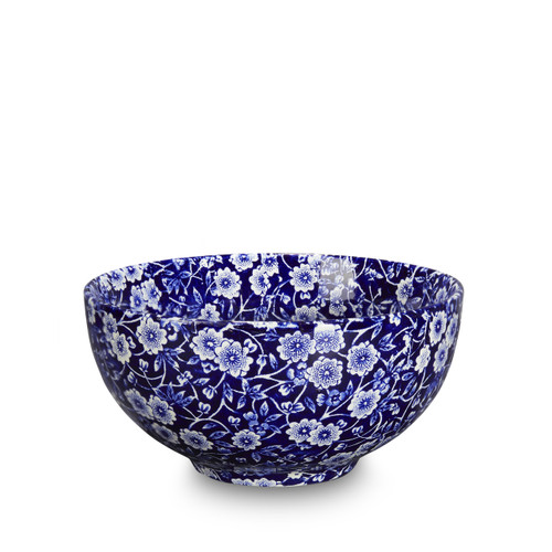 Burleigh Blue Calico Chinese Bowl S/S