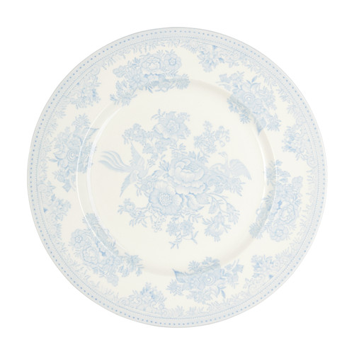 Burleigh Blue Asiatic Pheasants Plate Medium