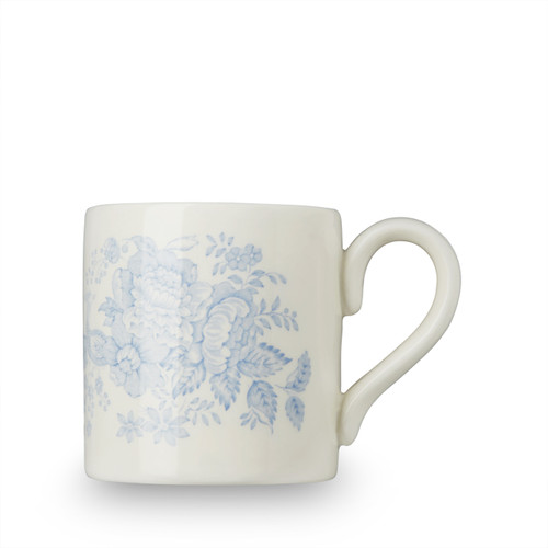 Burleigh Blue Asiatic Pheasants Half Pint Mug