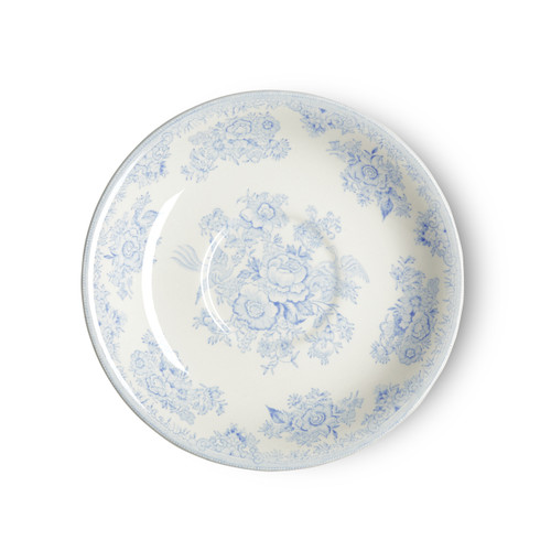 Burleigh Blue Asiatic Pheasants Breakfast Saucer
