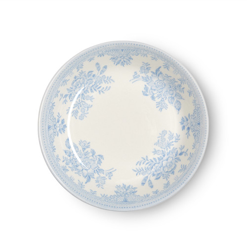 Burleigh Blue Asiatic Pheasants Butter Pat Dish