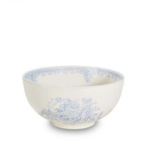 Burleigh Blue Asiatic Pheasants Chinese Bowl Small