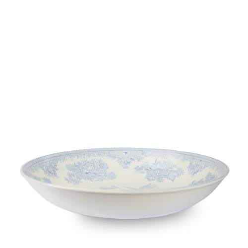 Burleigh Blue Asiatic Pheasants Pasta Bowl