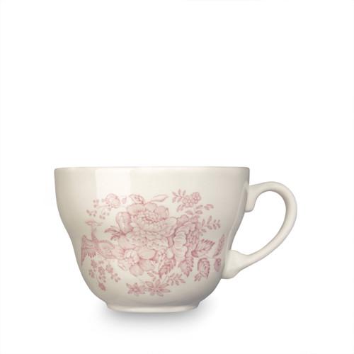 Burleigh Pink Asiatic Pheasants Breakfast Cup