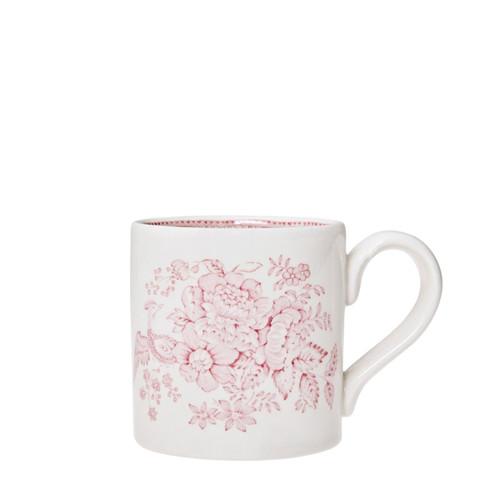Burleigh Pink Asiatic Pheasants Mug