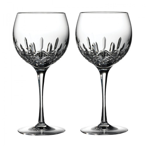 Chaudry-Prado Waterford Lismore Essence Balloon Wine Glass, Pair