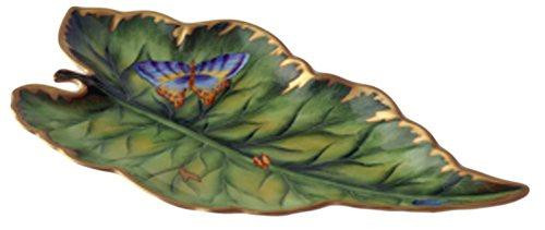 Afternoon Tea Party Leaf Plate