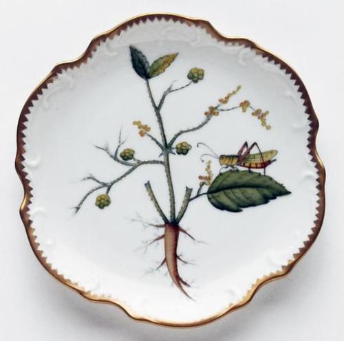 Anna's Garden Bread & Butter Plate