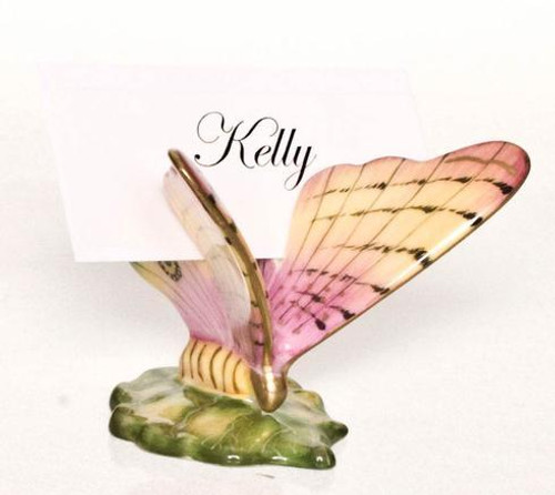 Flights of Fancy Butterfly Card Holder #2