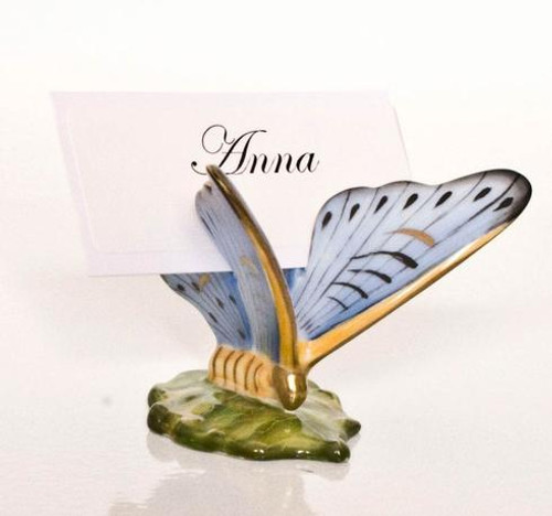 Flights of Fancy Butterfly Card Holder #6