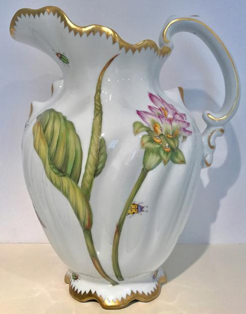 Giftware Pink Flower Pitcher