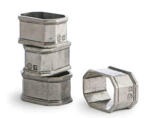Peltro Napkin Ring