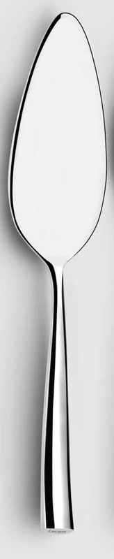 Silver Plated Flatware Silhouette Cake Server