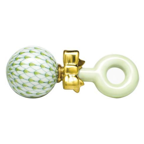 Baby & Children Baby Rattle - Key Lime